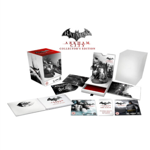 Arkham City Set