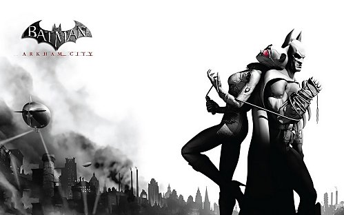 Batman Arkham City Banniere