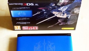 3DS XL Fire Emblem 2