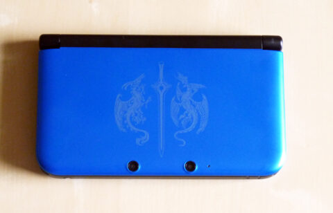3DS XL Fire Emblem 4