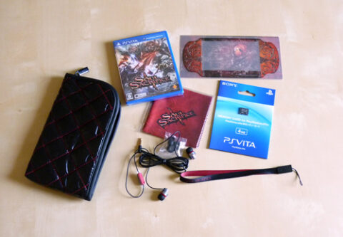 PS Vita Soul Sacrifice 6