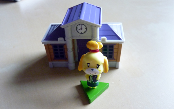 Animal Crossing NL figurine 2