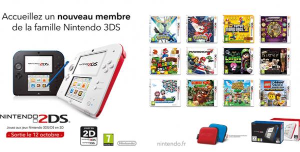 Nintendo 2DS 1
