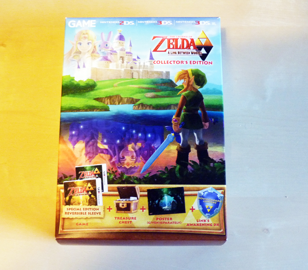 Zelda ALBW 1