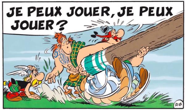Asterix chez les Pictes 1