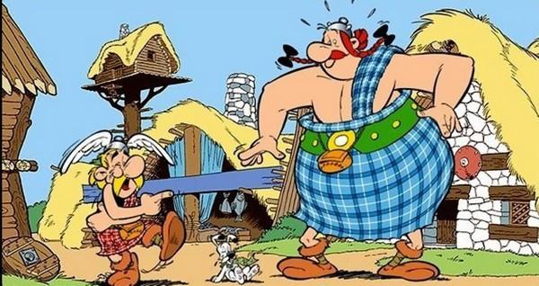 Asterix chez les Pictes 4