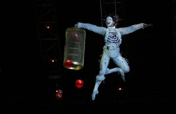 Quidam Cirque du Soleil 1