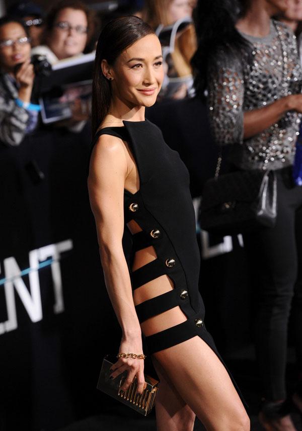 Maggie Q Divergent