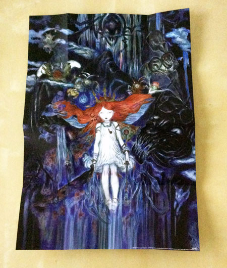 Child of Light  Poster Amano