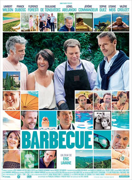 barbecue affiche