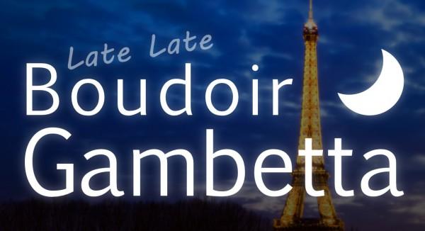 boudoir-Gambetta