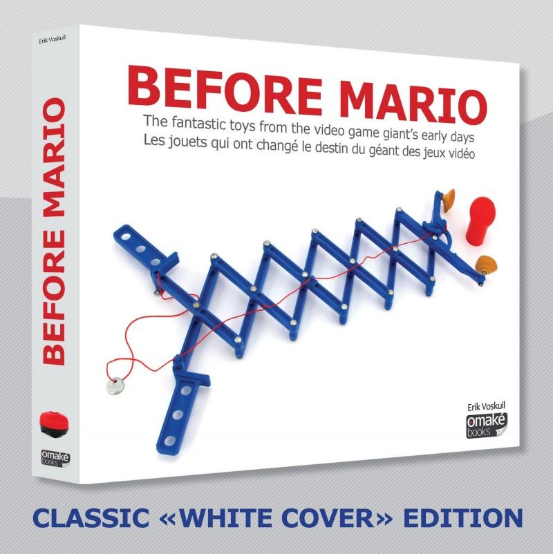 Before Mario ClassicCover