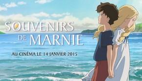 Souvenirs de Marnie affiche