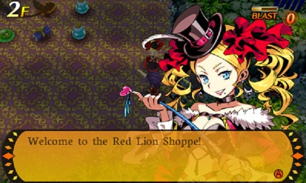 Etrian Mystery Dungeon  Red Lions