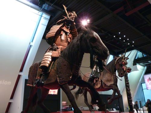 [Expo] Samourai – Armure du Guerrier