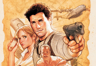 [Lecture] Uncharted les comics