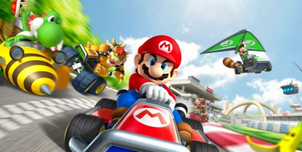[Coup de Coeur] Mario Kart 7