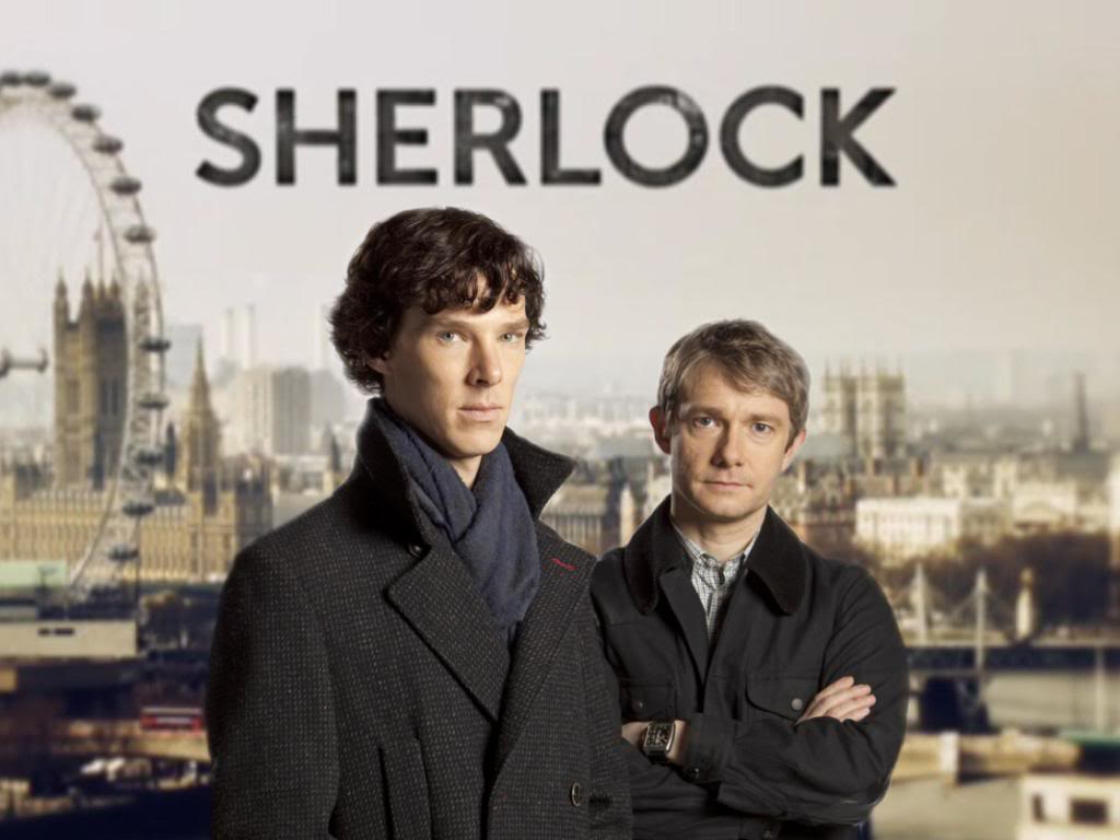 [Série TV] Sherlock saisons 1 et 2