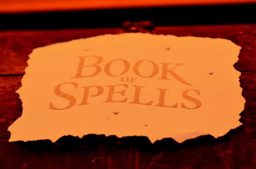 [Compte Rendu] Soirée Book of Spell – Le livre des sorts