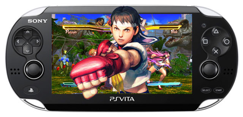 [Arrivage] Street Fighter X Tekken PS Vita