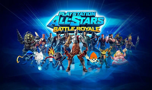 [J'ai joué à] Playstation All-Stars Battle Royale