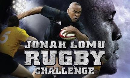 [J'ai joué à] Jonah Lomu Rugby Challenge