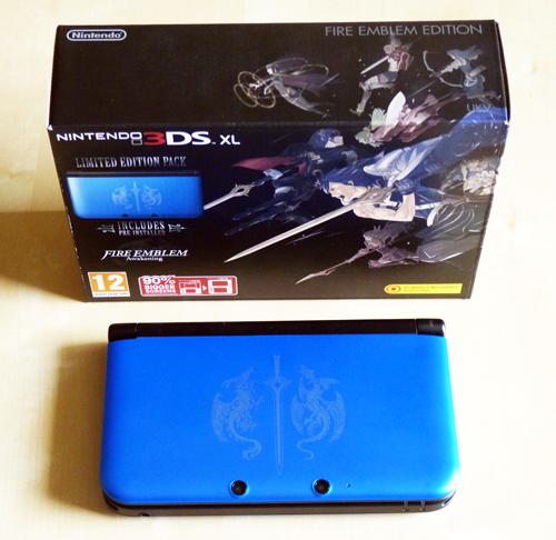 [Arrivage] une 3DS XL Fire Emblem