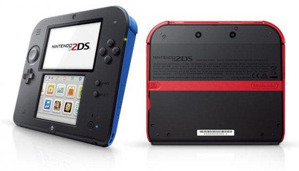 [Actu] Nintendo annonce la 2DS coup de génie ou coup de mou?