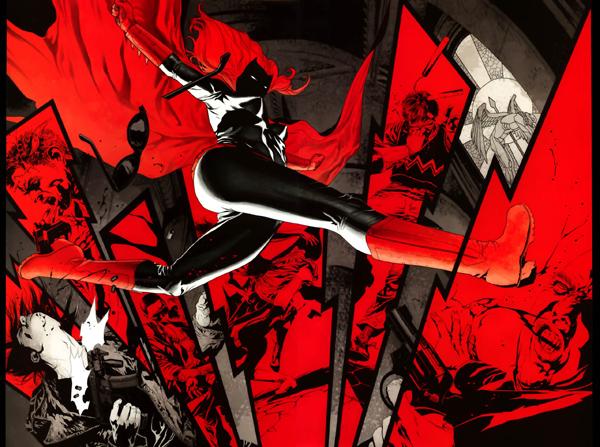 [Coup de Gueule] Les auteurs de Batwoman jettent l'éponge