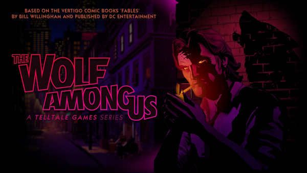 [J'ai joué à] The wolf among us – Faith