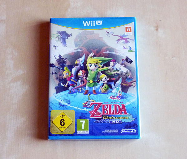 [Arrivage] Zelda: Wind Waker HD Collector