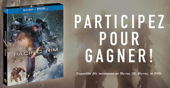 [Concours] Gagnez le Blu-Ray de Pacific Rim
