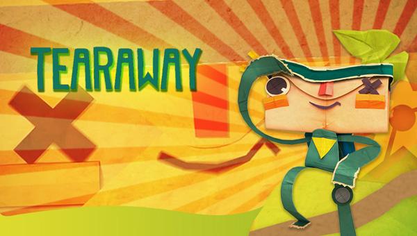 [J'ai joué à] Tearaway