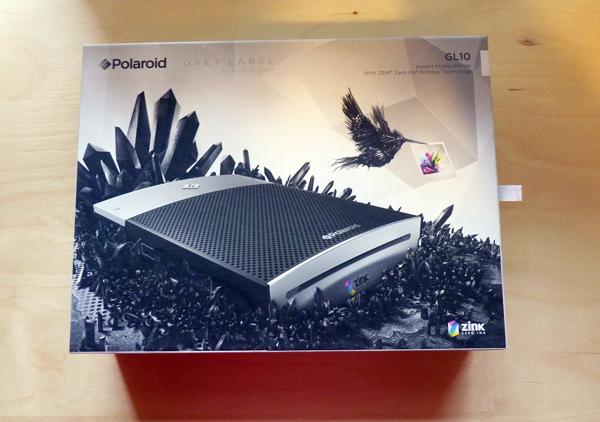 [Mon avis sur] L'imprimante Polaroid GL10