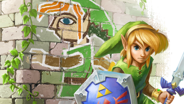 [J'ai joué à] Zelda : A Link Between Worlds