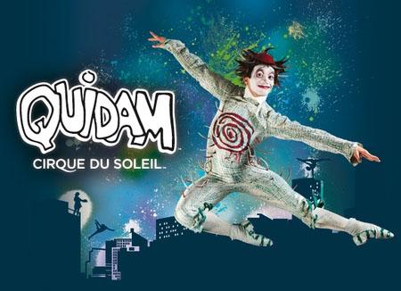 [Evènement] Quidam, le superbe spectacle du Cirque du Soleil