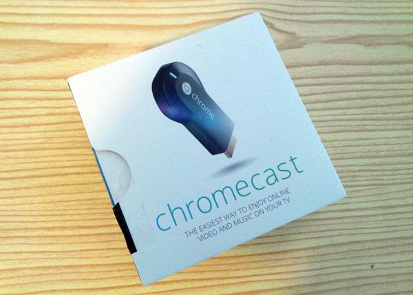 [Arrivage] La Chromecast de Google