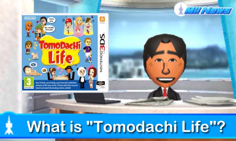 [Hands on] Tomodachi Life!