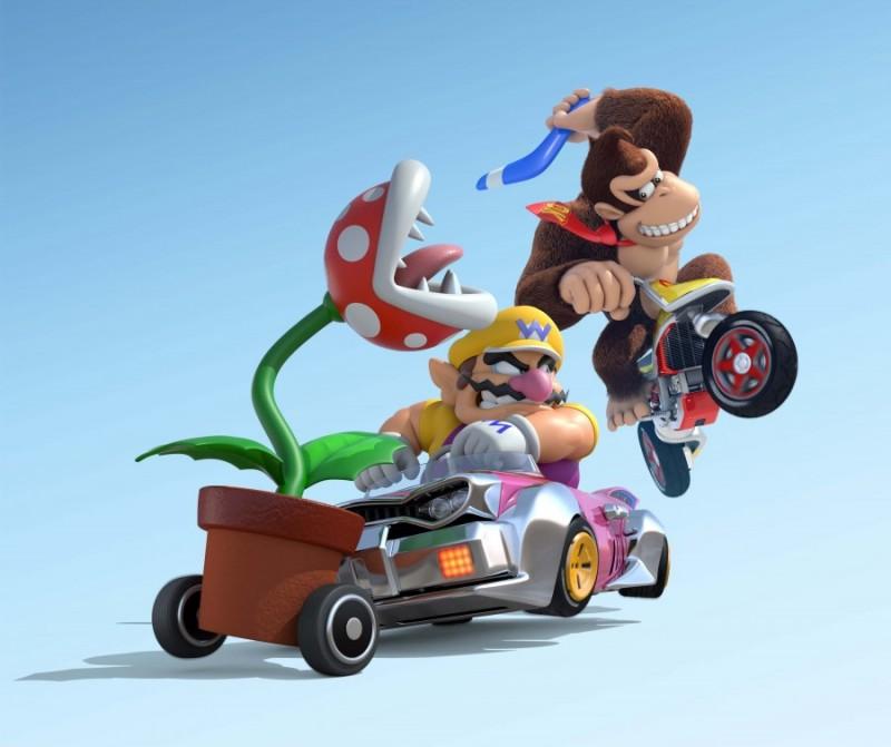 [Hands on] Mario Kart 8