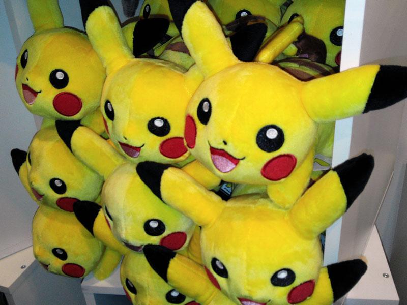 [Event] Ouverture d'un Pokemon Center parisien