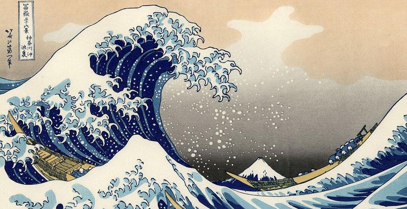 [Visite] Exposition Hokusai