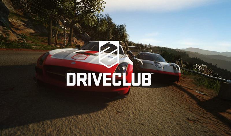 [J'ai presque joué à] Drive Club