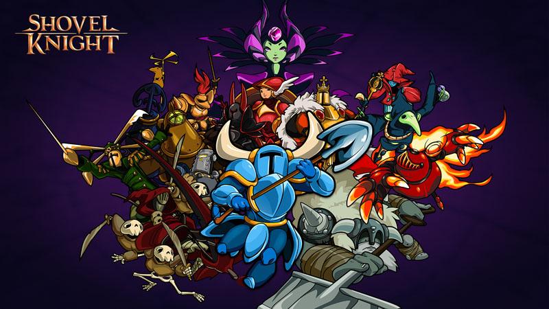 [Coup de coeur] Shovel Knight sur 3DS