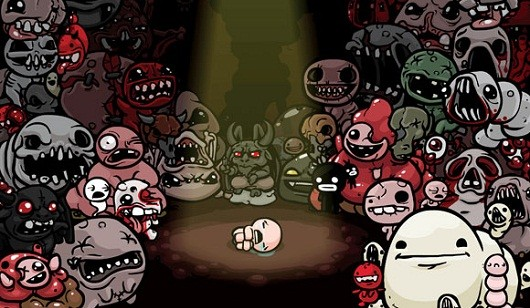 [Coup de Coeur] The Binding of Isaac: Rebirth