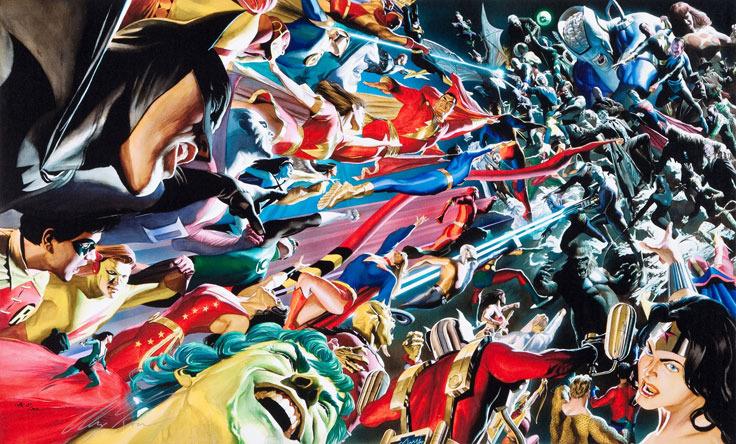[Craquage] Collection DC Comics – Le Meilleur des super héros