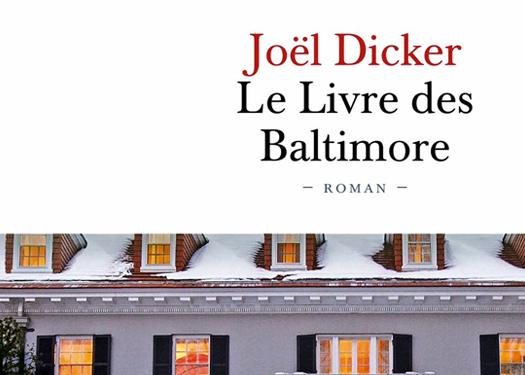 [J'ai lu] Le livre des Baltimore