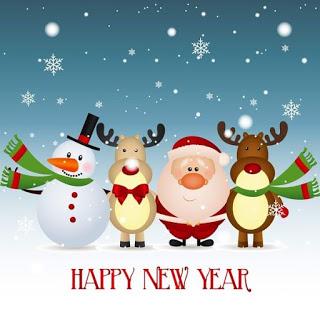 Bonne année 2017 à tous!
