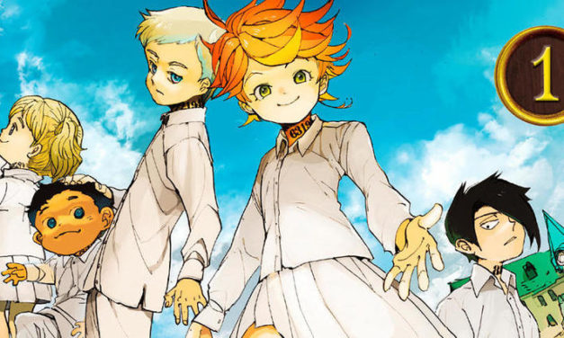 [J'ai lu] The Promised Neverland