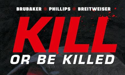 [COUP DE COEUR] Kill or be Killed (suite et fin)