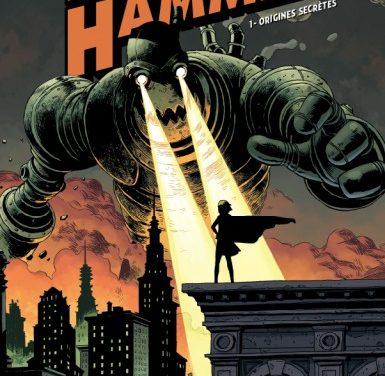 [J'ai lu ] Black Hammer